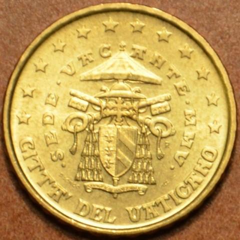 10 cent Vatican Sede Vacante 2005 (BU)