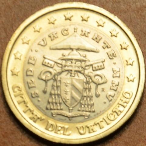 1 Euro Vatican Sede Vacante 2005 (BU)