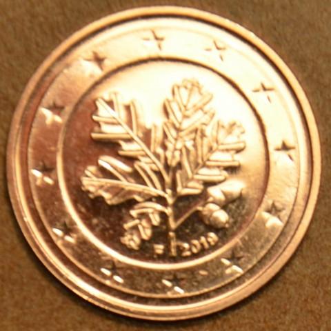 "1 cent Germany ""F"" 2019 (UNC)"