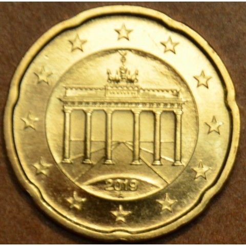 """20 cent Germany """"A"""" 2019 (UNC)"""