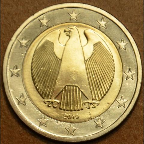 "2 Euro Germany ""J"" 2019 (UNC)"