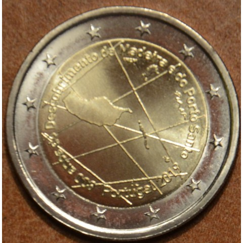 2 Euro Portugal 2019 - 600 years of island Madeira (UNC)