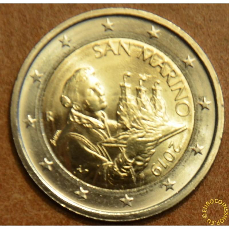 2 Euro San Marino 2019 - Saint Marinus (UNC)