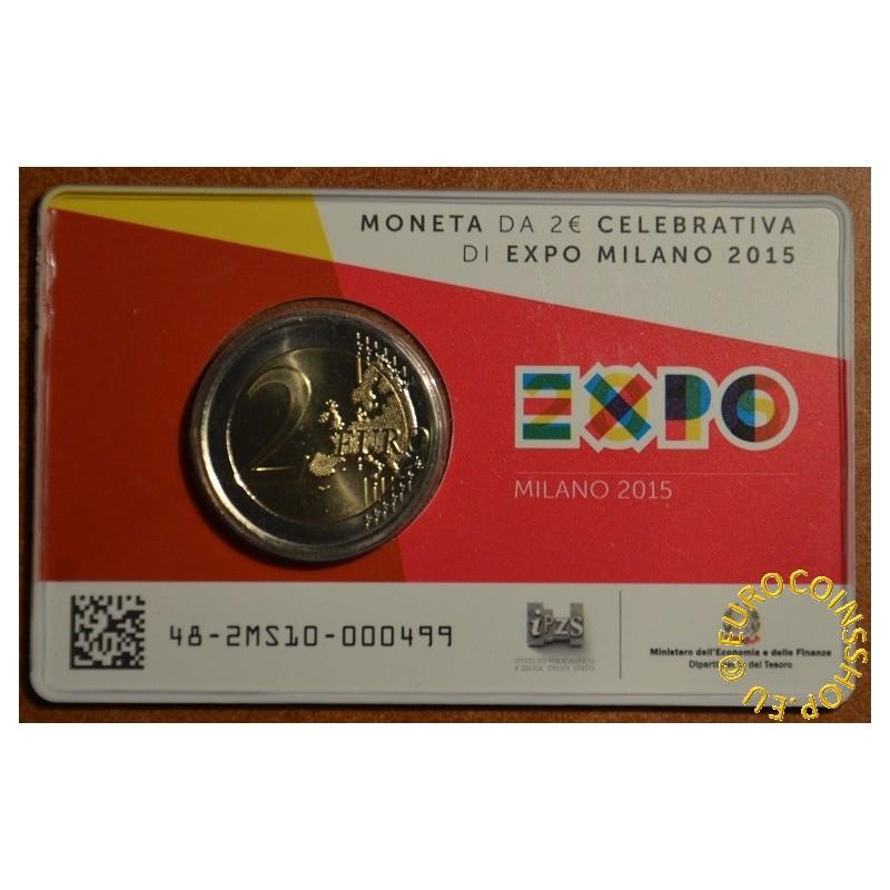 2 Euro Italy 2015 - EXPO Milano 2015 (BU)