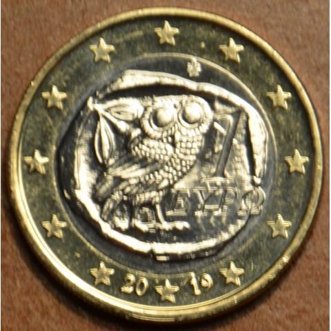 1 Euro Greece 2019 (UNC)