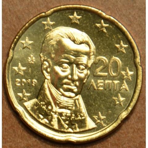 20 cent Greece 2019 (UNC)