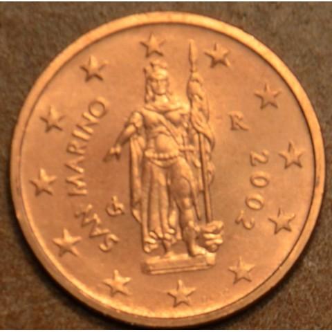 2 cent San Marino 2002 (UNC)