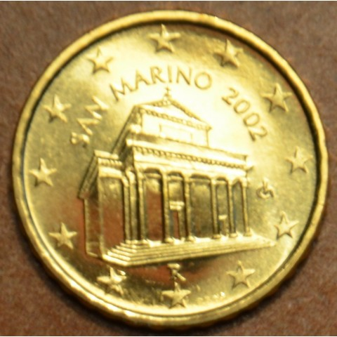 10 cent San Marino 2002 (UNC)