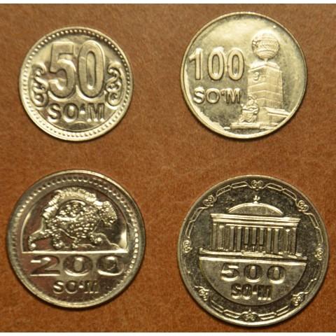 Uzbekistan 4 coins 2018 (UNC)