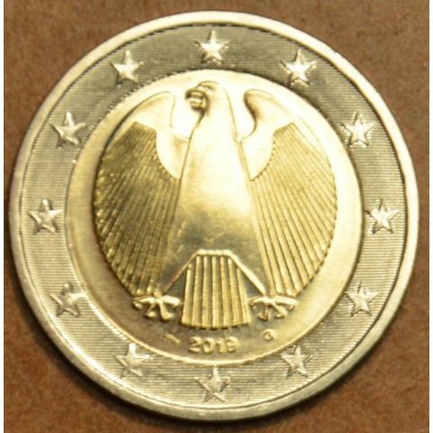 "2 Euro Germany ""G"" 2019 (UNC)"