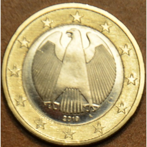 "1 Euro Germany ""A"" 2019 (UNC)"