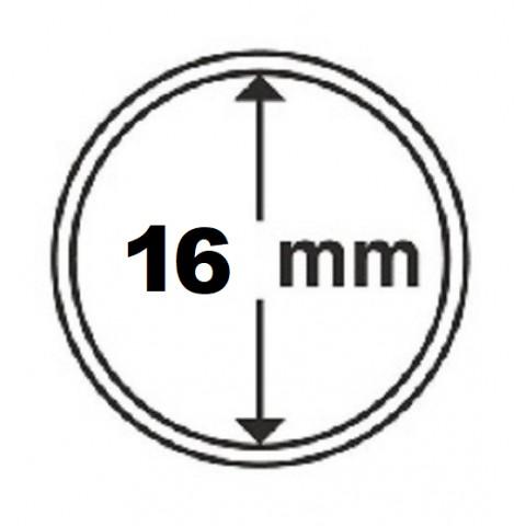 Leuchtturm capsula 16 mm