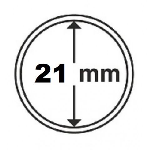 Leuchtturm capsula 21 mm