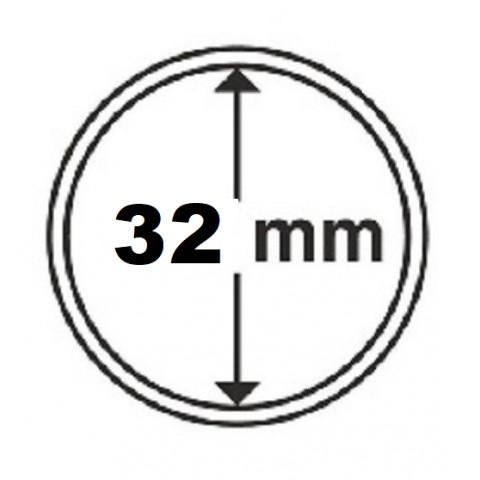 Leuchtturm capsula 32 mm