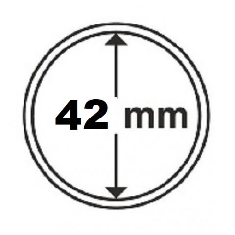 Leuchtturm capsula 42 mm