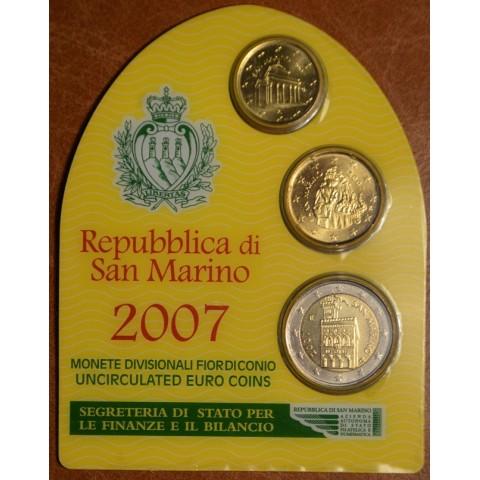 Minikit San Marino 2007 (UNC)