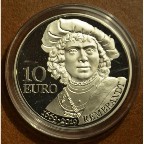 10 Euro San Marino 2019 - Rembrandt (Proof)