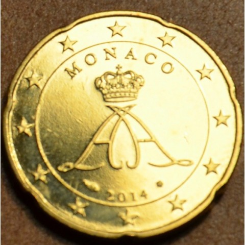 20 cent Monaco 2014 (BU)
