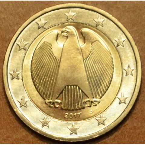 "2 Euro Germany ""J"" 2017 (UNC)"
