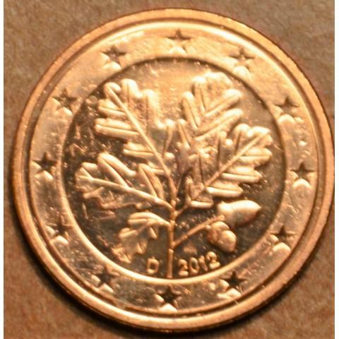"""2 cent Germany """"D"""" 2012 (UNC)"""