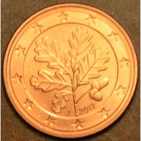 "2 cent Germany ""J"" 2012 (UNC)"