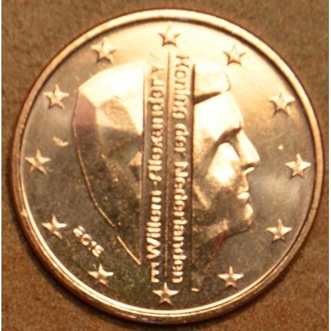 1 cent Netherlands 2019 (UNC)