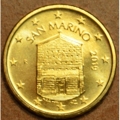 10 cent San Marino 2019 - New design (UNC)