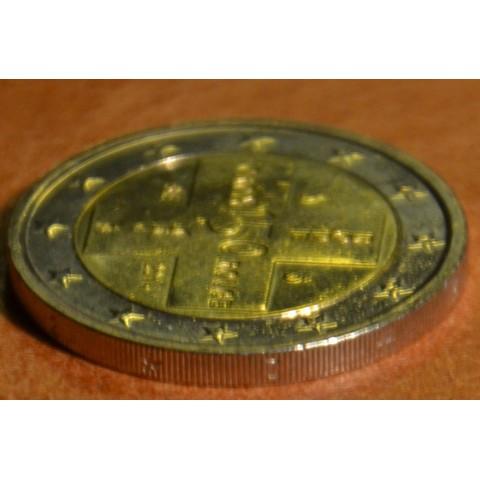 2 Euro Belgium 2014 - 150th Anniversary of the Red Cross error coin IT (UNC)