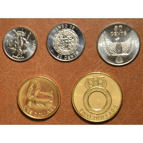 Solomon islands 5 coins 2012 (UNC)