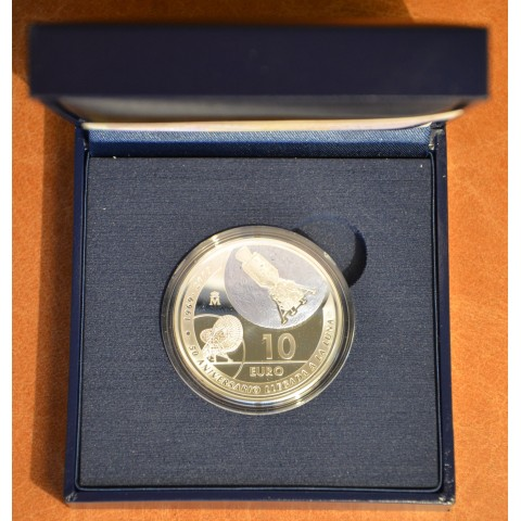 10 Euro Spain 2019 - 50th anniversary of Moon landing (Proof)