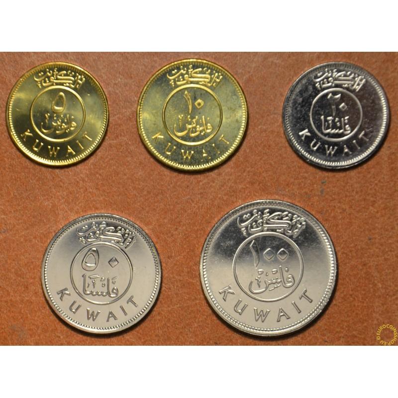 Kuwait 5 coins 2012 (UNC)