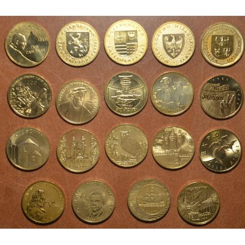 Poland 19x 2 Zloty 2005 (UNC)
