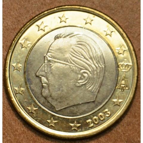 1 Euro Belgium 2003 (UNC)