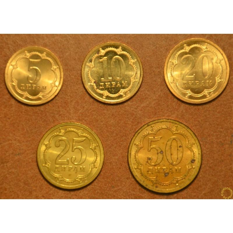 Tajikistan 5 coins 2006 (UNC)