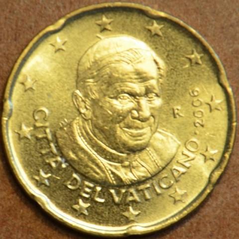 50 cent Vatican His Holiness Pope Benedict XVI. 2002 (BU)