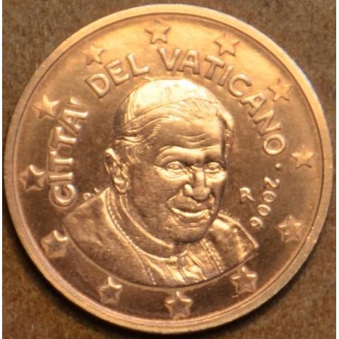5 cent Vatican His Holiness Pope Benedict XVI. 2002 (BU)