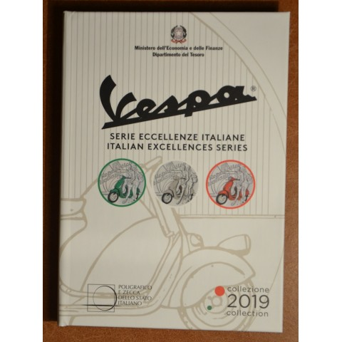 5 Euro Italy 2019 - Vespa (BU)