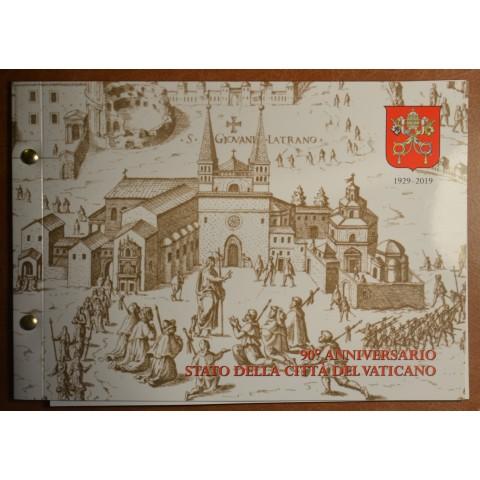 2 Euro Vatican 2019 - Vatican City State  numisbrief (BU)