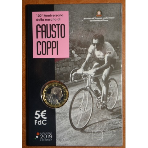 5 Euro Italy 2019 - Fausto Coppi (BU)