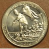 "25 cent USA ""D"" 2016 Fort Moultrie (UNC)"
