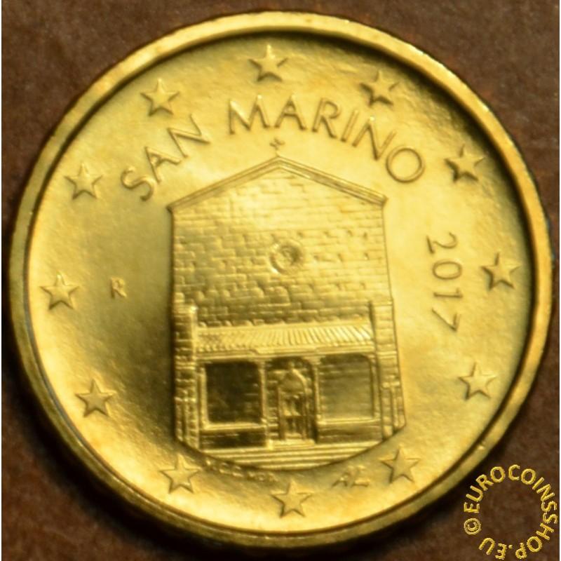 10 cent San Marino 2017 - New design (UNC)