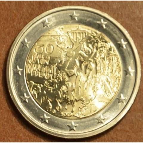 """2 Euro Germany """"G"""" 2019 - 30th Anniversary of the Fall of the Berlin Wall (UNC)"""