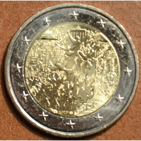 2 Euro France 2019 - 30th Anniversary of the Fall of the Berlin Wall (UNC)