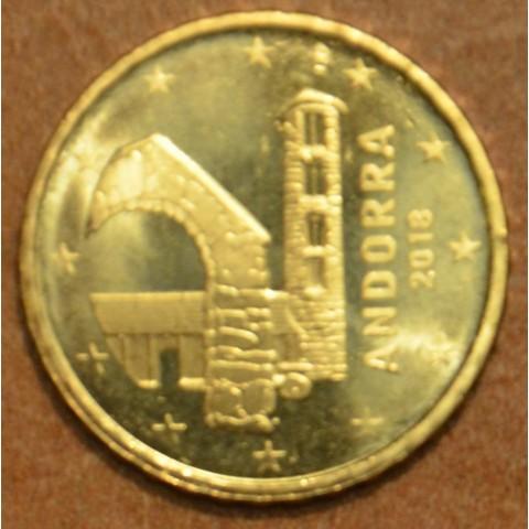 10 cent Andorra 2018 (UNC)