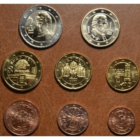 Set of 8 coins Austria 2004 (UNC)