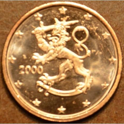 2 cent Finland 2000 (UNC)