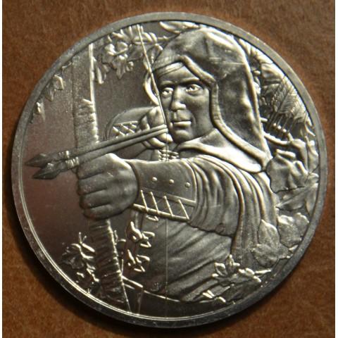 1,50 Euro Austria 2019 Robin Hood 1oz (BU)