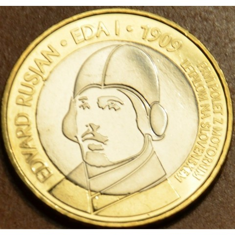Commemorative coin 3 Euro Slovenia 2009 (UNC)
