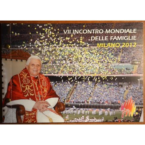 2 Euro Vatican 2012 - 7th  World Meeting of Families  (BU)