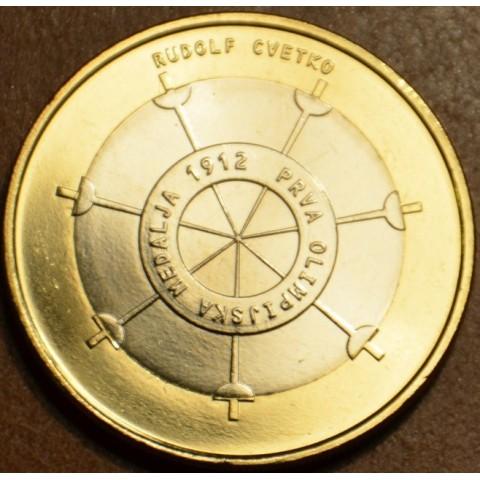 Commemorative coin 3 Euro Slovenia 2012 (UNC)